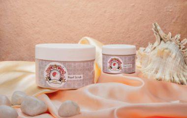 Indrani Pearl Scrub for flawless skin